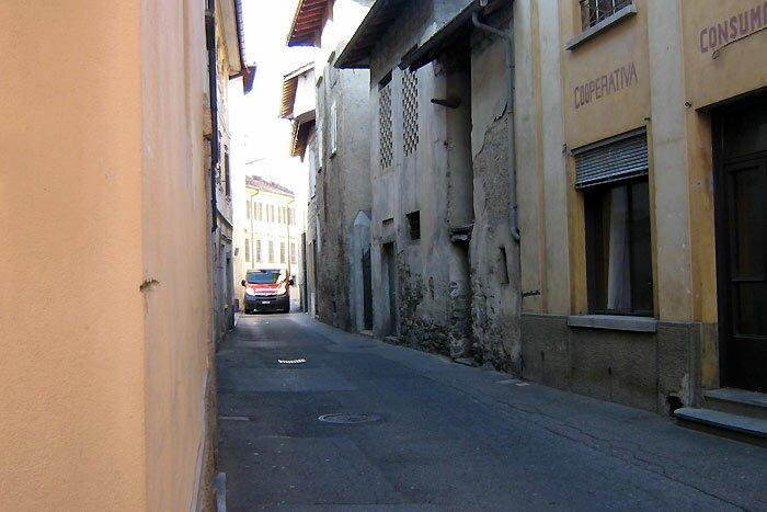 Одна из улиц Астано