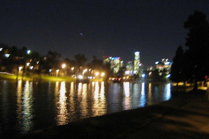 Ночью в Лос-Анджелесе