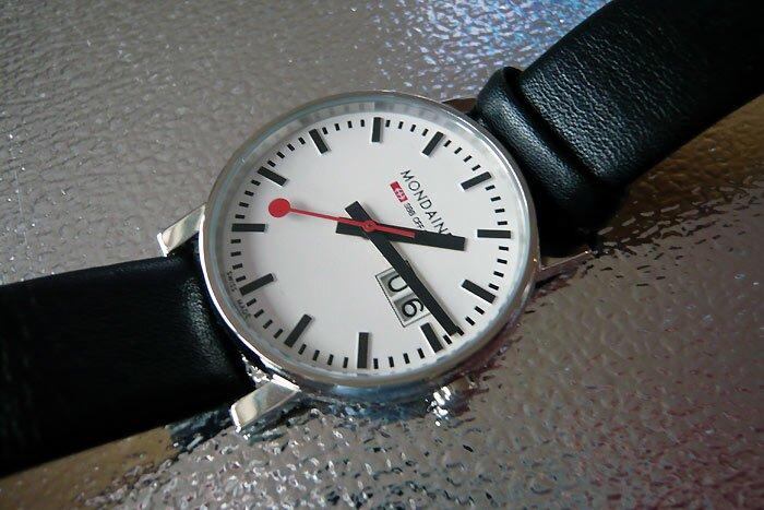 Мои новые часы