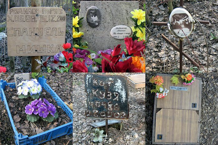 Кладбище-парк