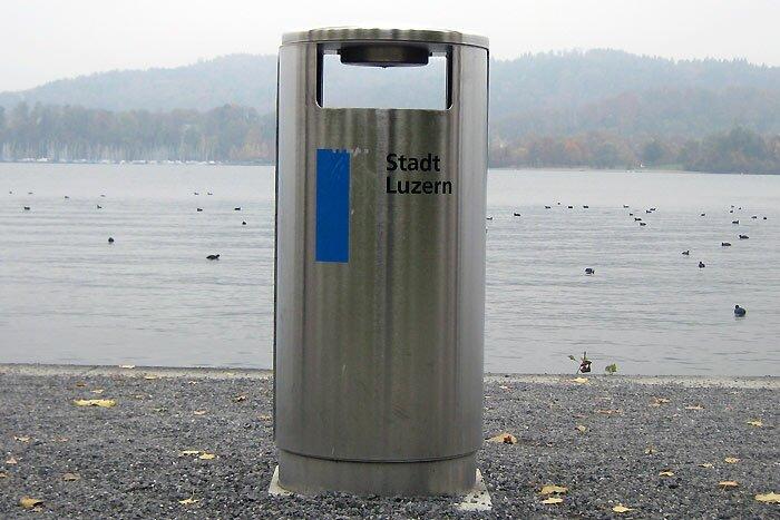 Урна: Stadt Luzern