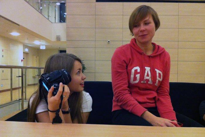Таня и Танька